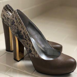 Guess Block Heel Shoes